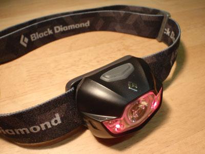 black daiamond spot
